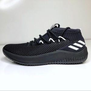 Adidas Dame 4 Core Black shoe sneaker 12.5 NWOT